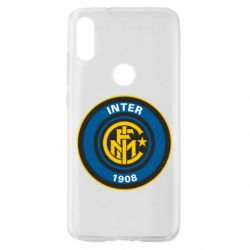 Чехол для Xiaomi Mi Play FC Inter