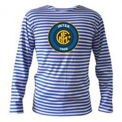 Тельняшка с длинным рукавом FC Inter - FatLine