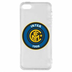 Чехол для iPhone5/5S/SE FC Inter