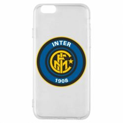 Чехол для iPhone 6/6S FC Inter