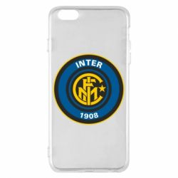 Чехол для iPhone 6 Plus/6S Plus FC Inter