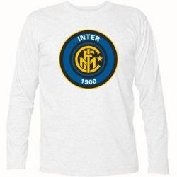 Футболка с длинным рукавом FC Inter - FatLine