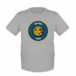 Детская футболка FC Inter - FatLine
