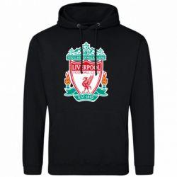 Мужская толстовка FC Liverpool - FatLine