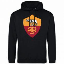 Мужская толстовка FC Roma - FatLine