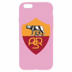 Чехол для iPhone 6 Plus/6S Plus FC Roma
