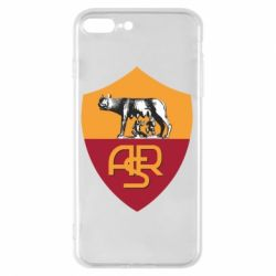 Чехол для iPhone 8 Plus FC Roma