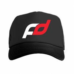 Кепка-тракер FD - FatLine