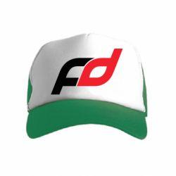 Дитяча кепка-тракер FD