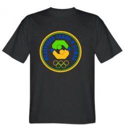 Мужская футболка Федерация Самбо и Дзюдо - FatLine