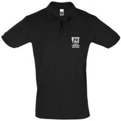 Мужская футболка поло Федерація таїландського боксу України