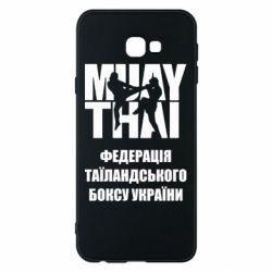 Чехол для Samsung J4 Plus 2018 Федерація таїландського боксу України