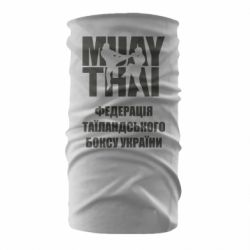 Бандана-труба Федерація таїландського боксу України