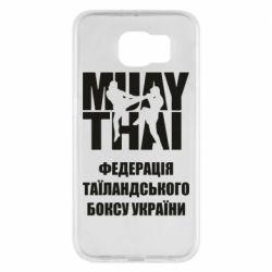 Чехол для Samsung S6 Федерація таїландського боксу України