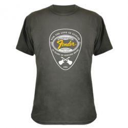 Камуфляжная футболка Fender - FatLine