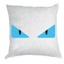 Подушка Fendi eyes