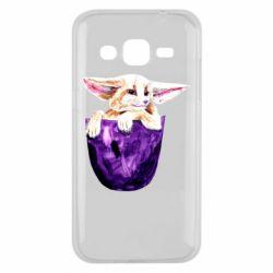 Чехол для Samsung J2 2015 Fenech in your pocket