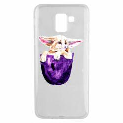 Чехол для Samsung J6 Fenech in your pocket