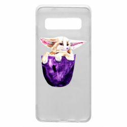 Чехол для Samsung S10 Fenech in your pocket