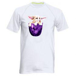 Мужская спортивная футболка Fenech in your pocket