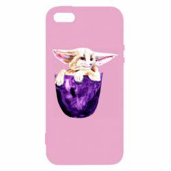 Чехол для iPhone5/5S/SE Fenech in your pocket