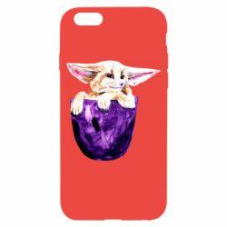 Чехол для iPhone 6/6S Fenech in your pocket