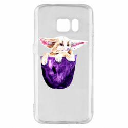 Чехол для Samsung S7 Fenech in your pocket