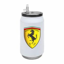 Термобанка 350ml Ferrari 3D Logo