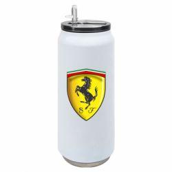 Термобанка 500ml Ferrari 3D Logo