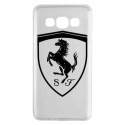 Чохол для Samsung A3 2015 Ferrari horse