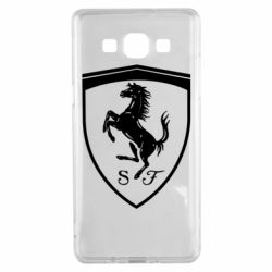 Чохол для Samsung A5 2015 Ferrari horse