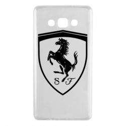Чохол для Samsung A7 2015 Ferrari horse