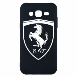 Чохол для Samsung J5 2015 Ferrari horse