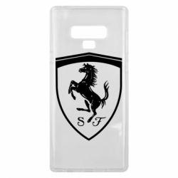 Чохол для Samsung Note 9 Ferrari horse