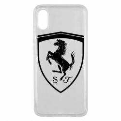 Чохол для Xiaomi Mi8 Pro Ferrari horse