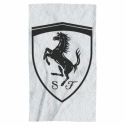 Рушник Ferrari horse