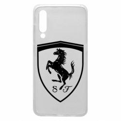 Чохол для Xiaomi Mi9 Ferrari horse