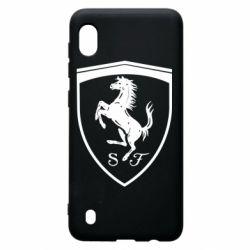 Чохол для Samsung A10 Ferrari horse