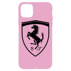 Чохол для iPhone 11 Ferrari horse