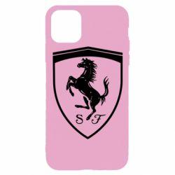 Чохол для iPhone 11 Pro Ferrari horse