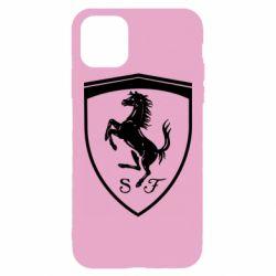 Чохол для iPhone 11 Pro Max Ferrari horse