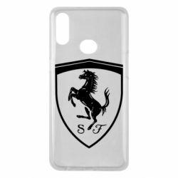 Чохол для Samsung A10s Ferrari horse