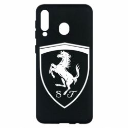 Чохол для Samsung M30 Ferrari horse
