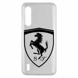 Чохол для Xiaomi Mi9 Lite Ferrari horse
