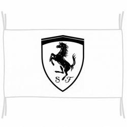 Прапор Ferrari horse