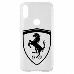 Чохол для Xiaomi Mi Play Ferrari horse