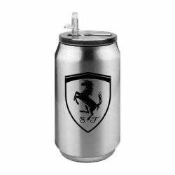 Термобанка 350ml Ferrari horse