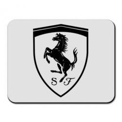 Килимок для миші Ferrari horse