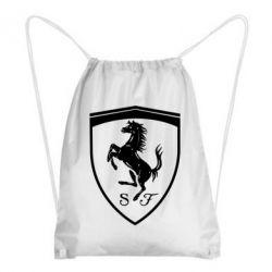 Рюкзак-мішок Ferrari horse