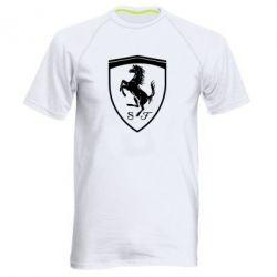 Чоловіча спортивна футболка Ferrari horse